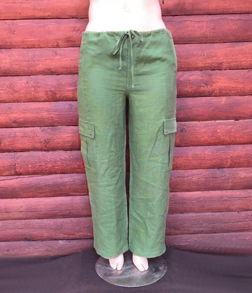 Ecolution 100% Hemp Beach Pants - Unisex- Size Large - product images  of