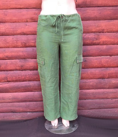Ecolution,100%,Hemp,Beach,Pants,-,Unisex-,Size,Large,ecolution, hemp hippy pants, hemp festvial pants, mens hemp pants, hemp cargo pants, hemp drawstring pants, hemp beach pants