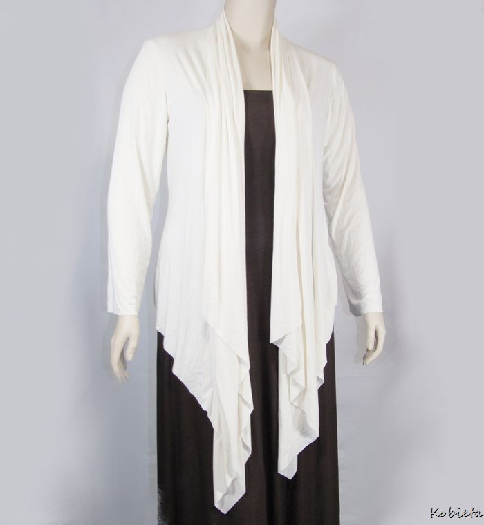 The Kobieta Waterfall Cardigan Yoga Wrap - product images  of