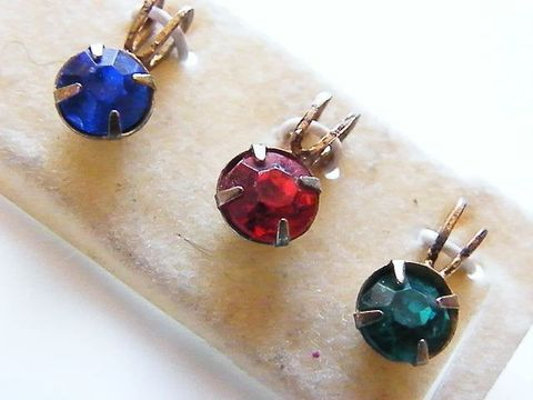 Vintage,Traditional,Birth,Stones,Pendants,-,Ruby,or,Garnet,Red,,Sapphire,Blue,,Emerald,Green,Jewelry,Pendant,rhinestone,prong_set,goldtone,sparkle,birth_stones,garnet_red,January_Birthday,sapphire_blue,September_Birthday,emerald_green,May_Birthday,ruby_red,July_Birthday,rhinestones,gold,tone,metal
