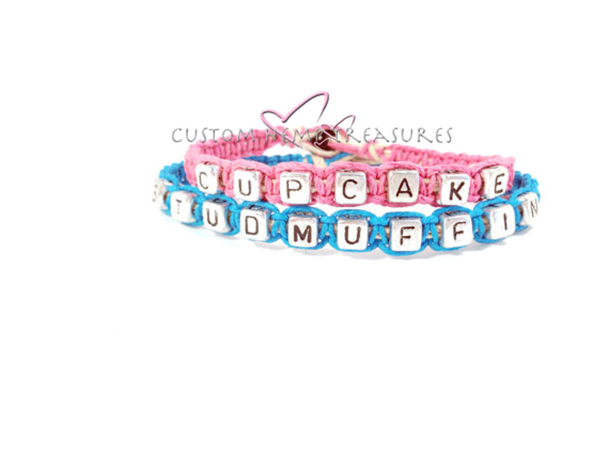 Cupcake StudMuffin Bracelets - product image