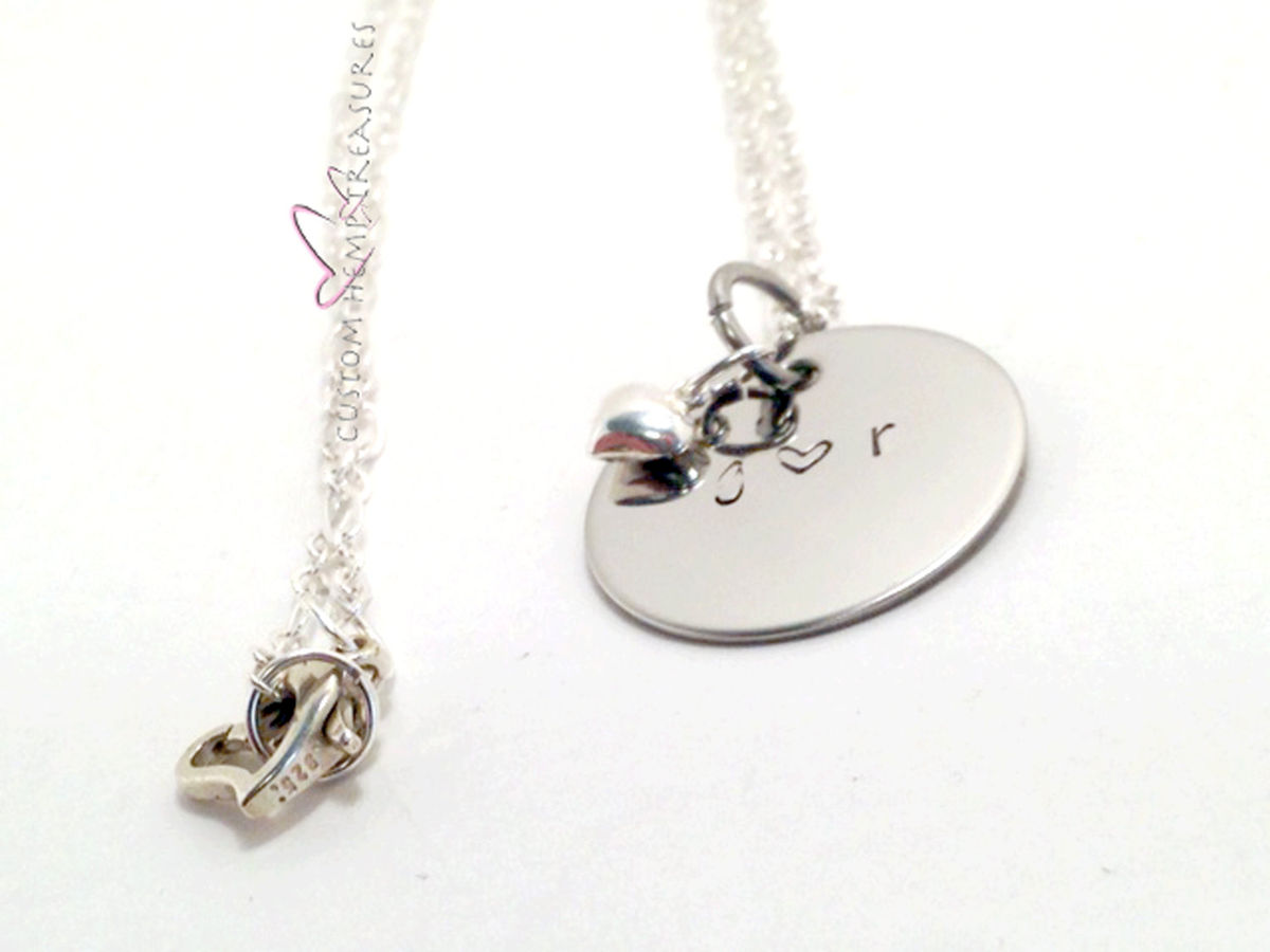 Personalize Necklace - product images  of