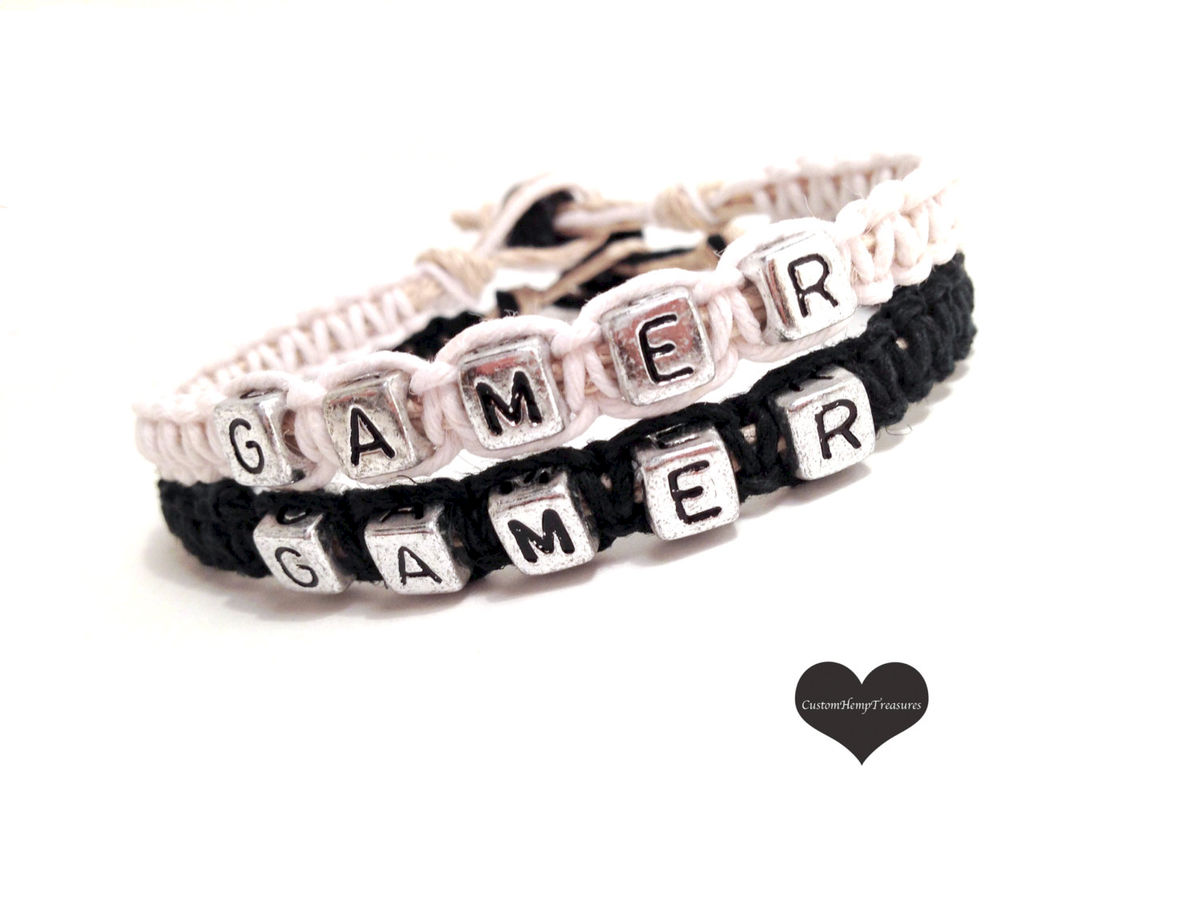 Gamer Bracelets For Couples - product image