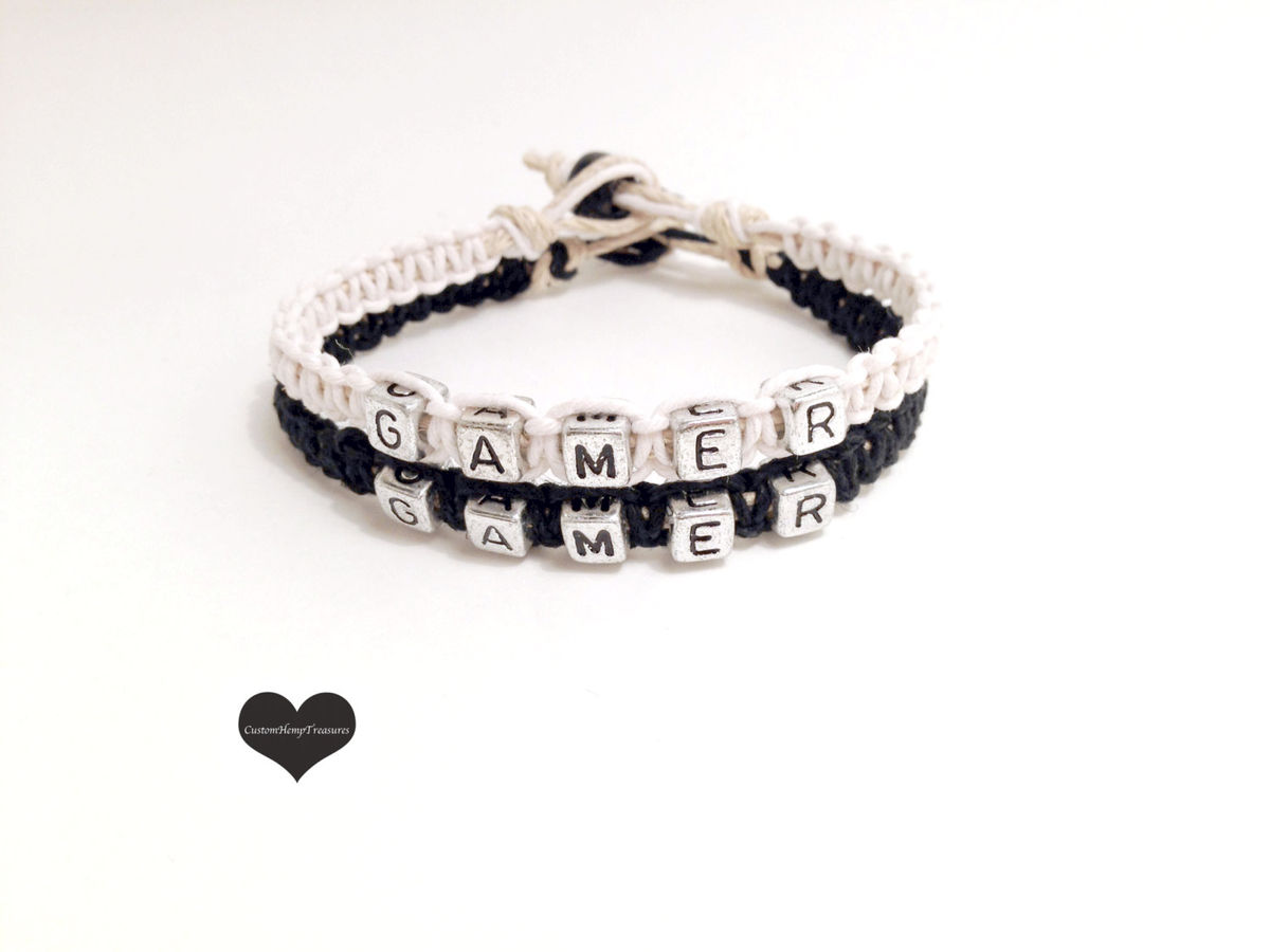 Gamer Bracelets For Couples - product images  of