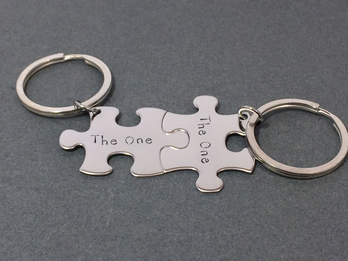 The One Couples Keychains - product images  of