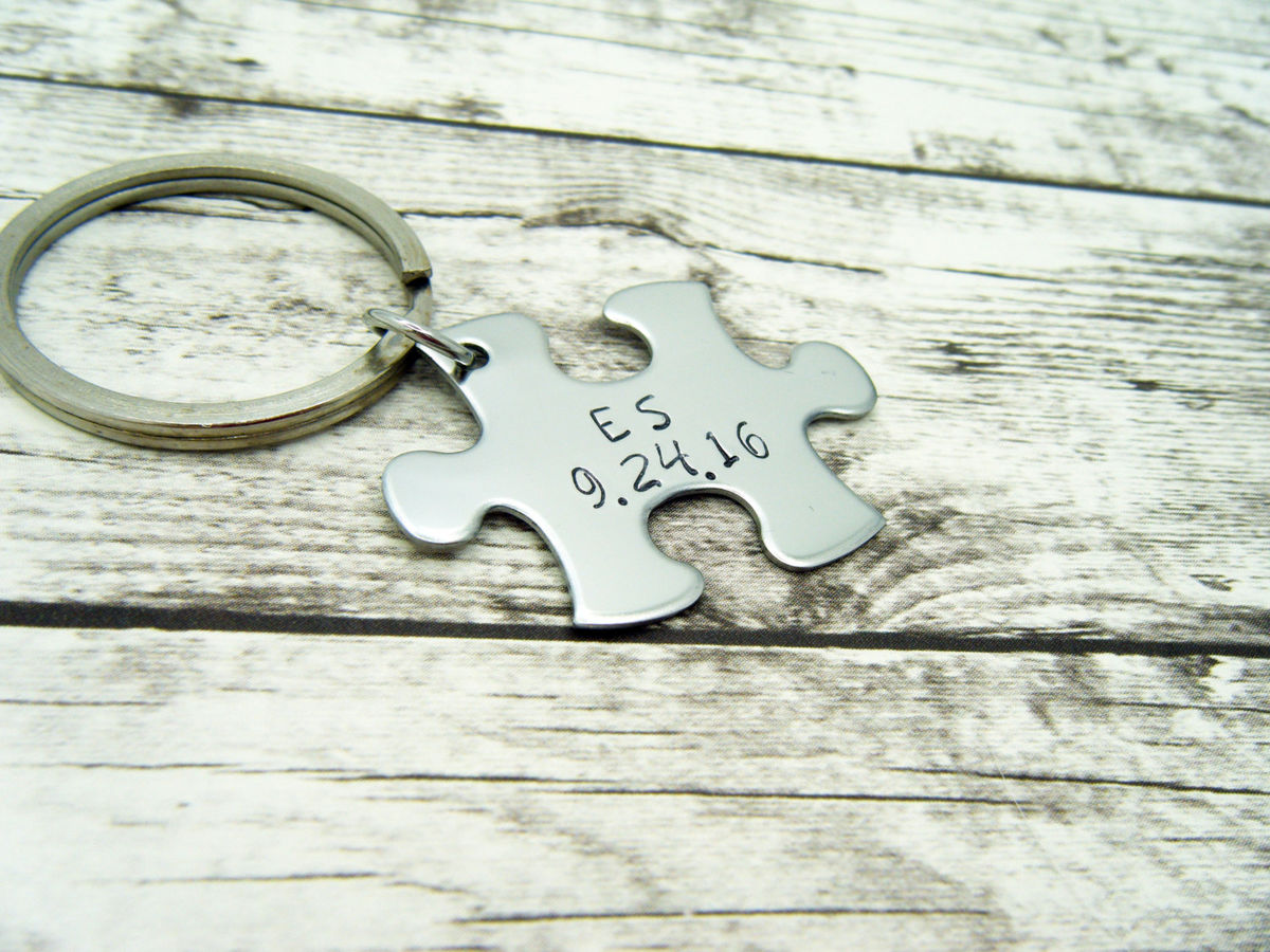 Single Keychain Custom Made - product image