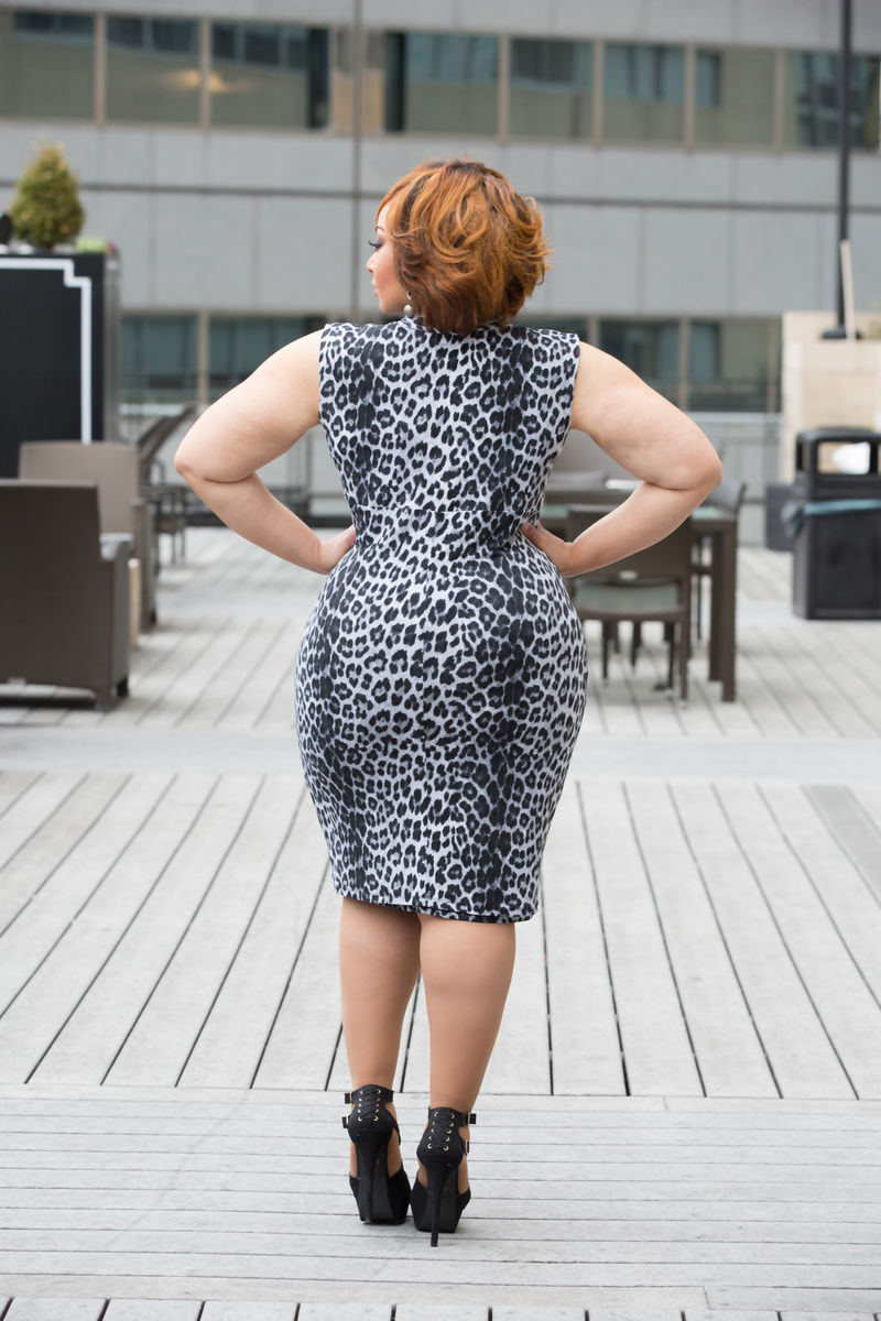 Grey Leopard Joie - product images  of