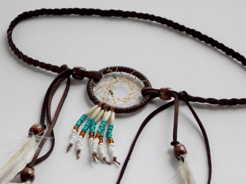 Dream Catcher Headband - product images  of