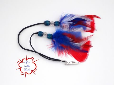 Free,Bird,Feather,Hair,Roach,Clip,feather-hair-clip, 420-sale, colorado-smoking, weed-accessory, roach-clip, feather-clip, hair-feather, blue, feather-accessory, hair-jewelry, red-white-blue, 4th-of-july, independence-day, patriot, usa, celebrate