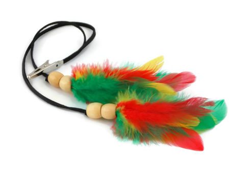 One,Love,Feather,Hair,Roach,Clip,rasta, yellow, green, red, feather-hair-clip, 420-sale, colorado-smoking, weed-accessory, roach-clip, feather-clip, hair-feather, blue, feather-accessory, hair-jewelry, black