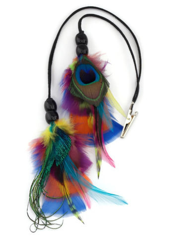 Free,Spirit,Feather,Clip,feather-clip, roach-clip, peacock, hair-clips, feather-hair-clip, multi-color-clip, free-spirit, hair-feathers, feather-roach-clip, smoking-accessory, joint-clip, blunt-clip