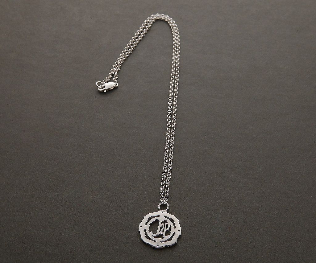 Necklace with Charm Pendant - product image