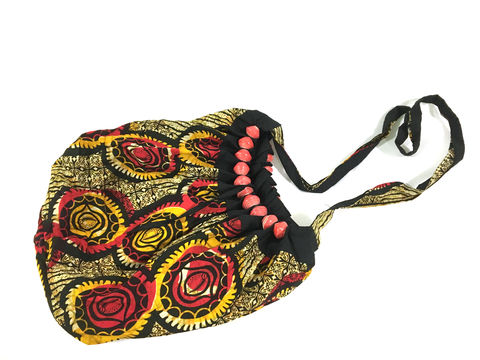 Beaded,Large,Purse