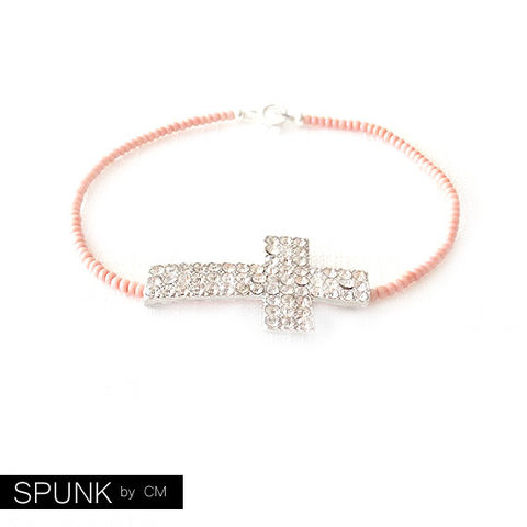 Minimalist,Beaded,Silver,Bracelet,-,Czech,Glass,Beads,Pink,The,Skinny:,Cross,Crystal,Jewelry,cross_bracelet,silver_bracelet,minimalist_bracelet,boho_jewelry,jewelry_for_teens,crystal_silver_cross,silver_turquoise,christian_jewelry,religious_jewelry,everyday_jewelry,pink_silver_bracelet,spunkbycm_etsy,toronto_jewelry,brass,Czech g