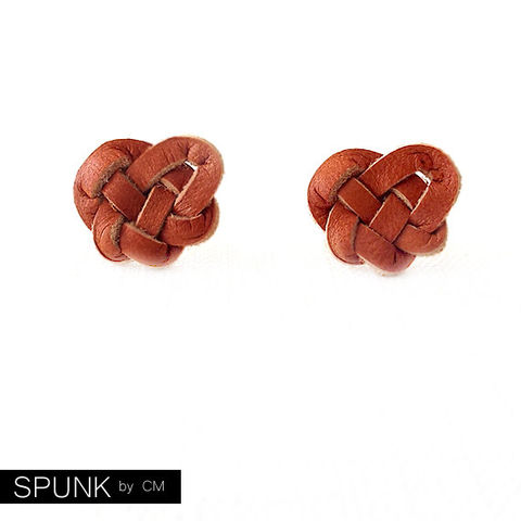 Genuine,Leather,Post,Stud,Earrings,-,Brown,,Black,,Natural,The,Basics:,Celtic,Heart,Knot,jewelry, earrings, promise-jewelry, leather-anniversary, celtic-heart-knot, jewelry-for-men, leather-heart-knot, heart-knot-earrings, leather-earrings, friendship-earrings, love-knot-earrings, spunkbycm-etsy, toronto-jewelry
