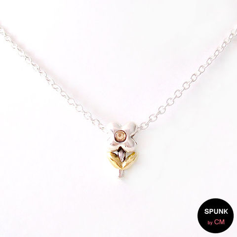Minimalist,Silver,Chain,Necklace,-,Pewter,Gold,,The,Basics:,Four,Petal,Flower,Jewelry,silver_necklace,silver_flower_charm,flower_necklace,chain_necklace,floral_necklace,jewelry_for_teens,minimalist_necklace,simple_jewelry,toronto_jewelry,bridesmaids_jewelry,flower_charm,nature_necklace,four_petal_flower,silver plated,pewte