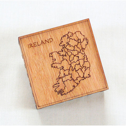 Small,engraved,box,-,Eire,/,Ireland,Eire Ireland small-box, rossbrin creative, west cork
