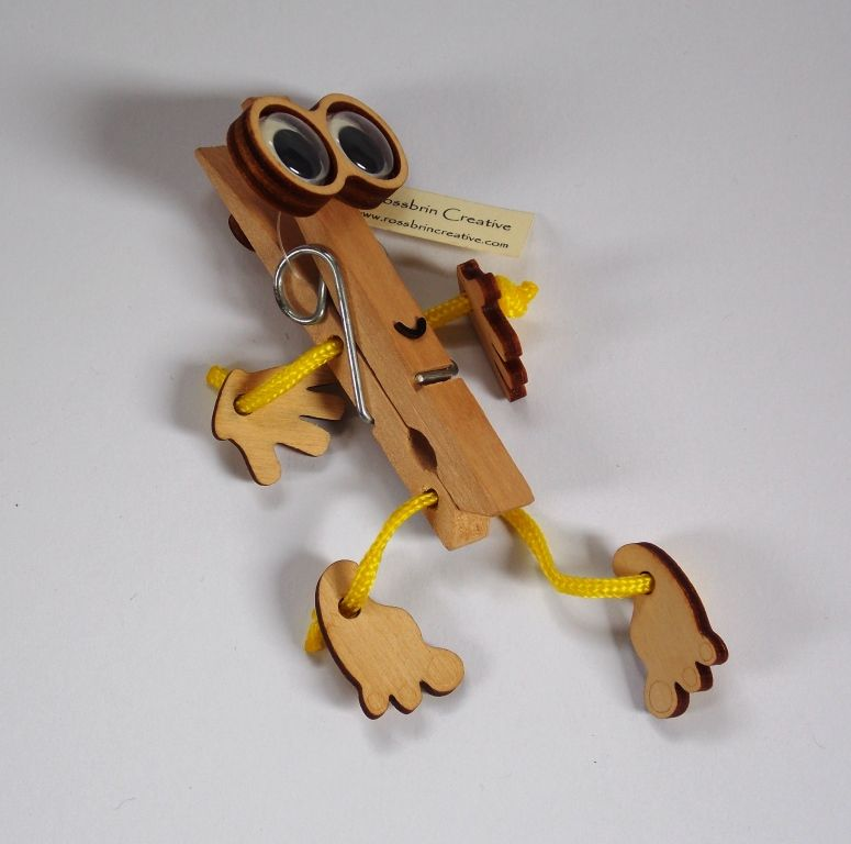 Pegs with Legs (magnetic) - product images  of