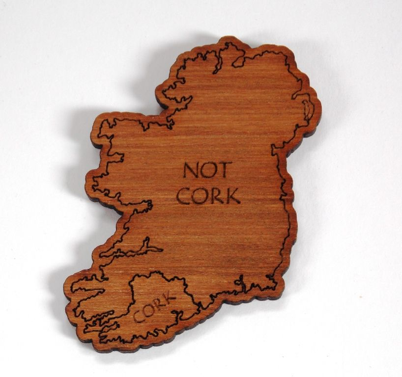 Cork/Not Cork Fridge Magnets - product images  of
