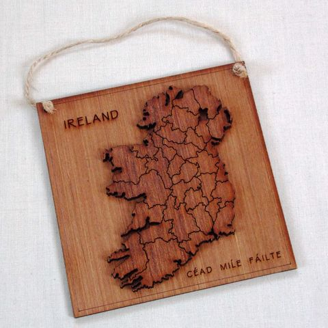 Ireland,Map,Plaque,map plaque, rossbrin creative, west cork