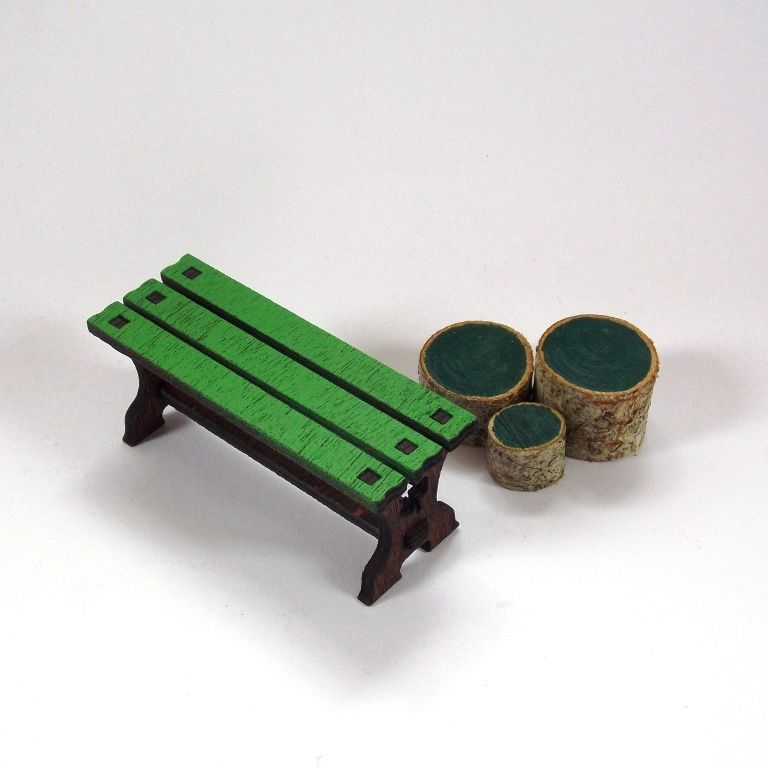 Leprechaun Bench - product images  of