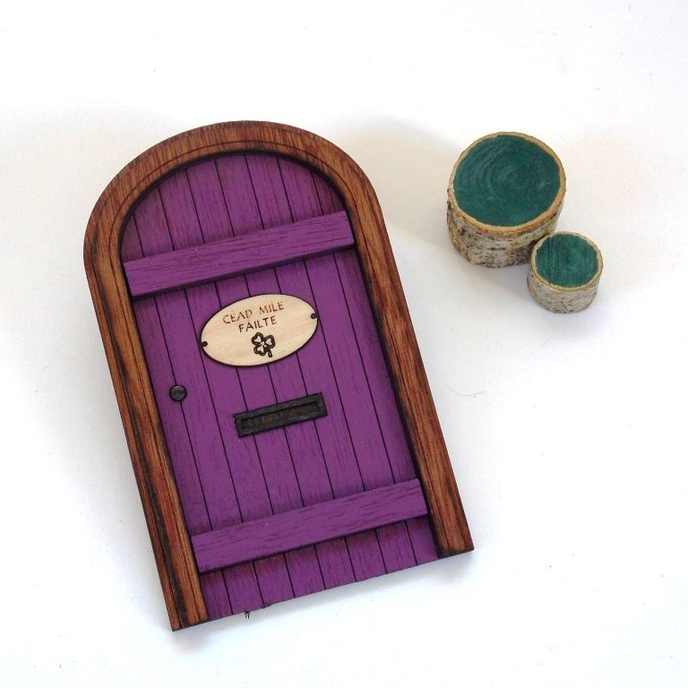 Irish Leprechaun Doors - product images  of