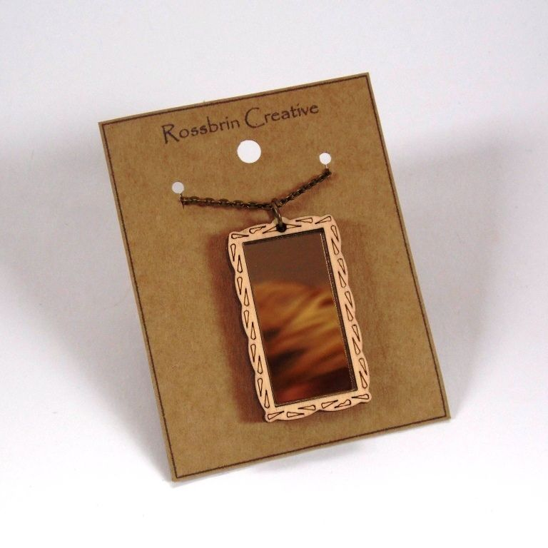 Mirror Necklace - product images  of