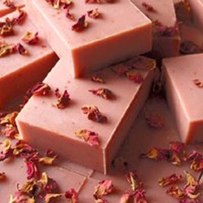 Rose,Petal,-,Handmade,Soap,Rose Petal, Handmade Soap