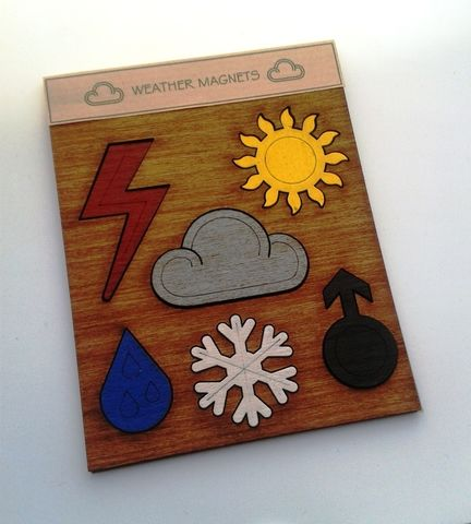 Weather,Magnets,weather magnets, Map Magnets, rossbrin creative, west cork