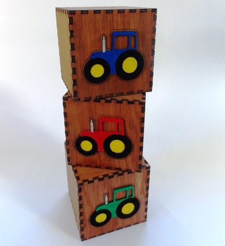 Personalised,-,Large,Tractor,Money,Box,large money-box, tractor, rossbrin creative, west cork