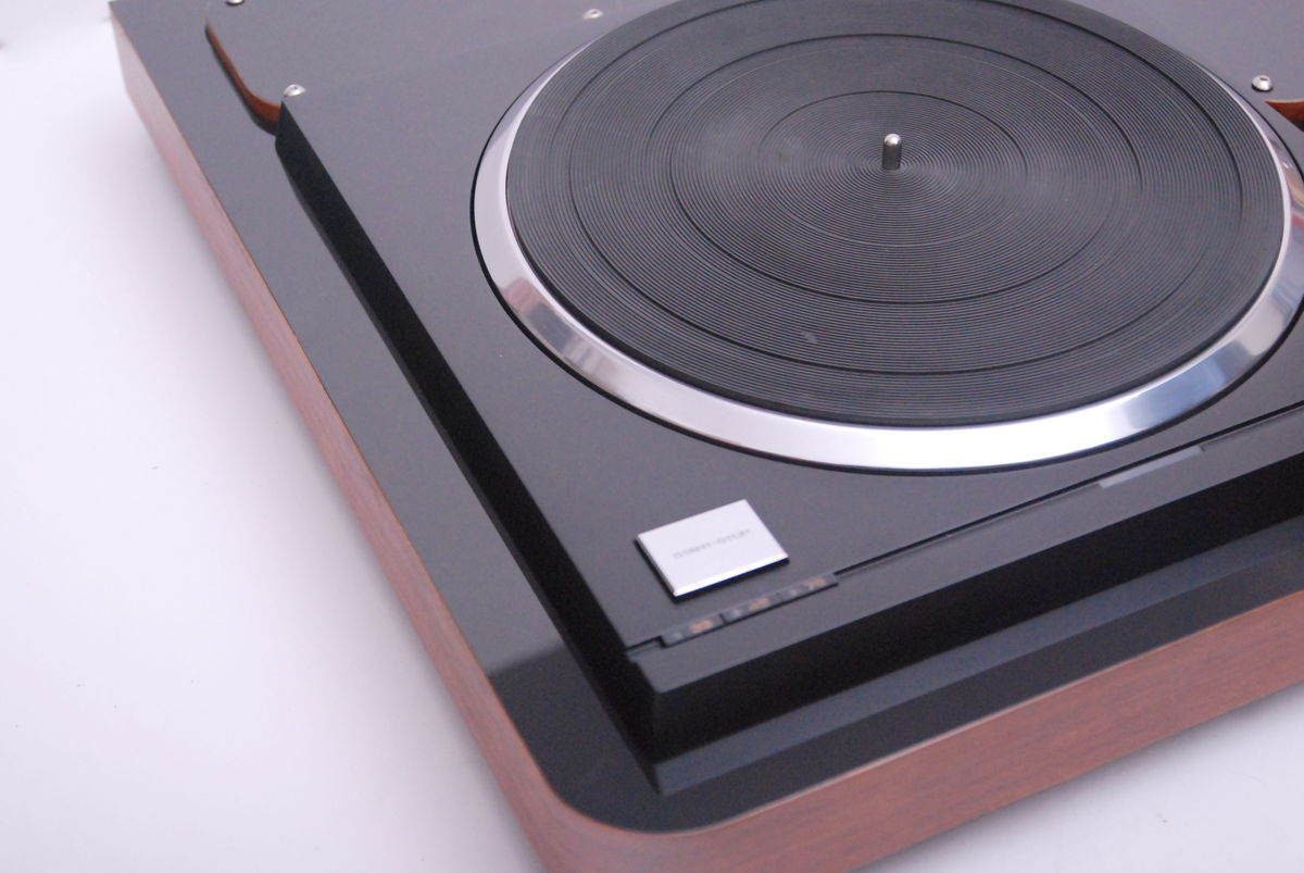 Technics SP10 Turntable Chassis And Platter Restoration Service. - product image