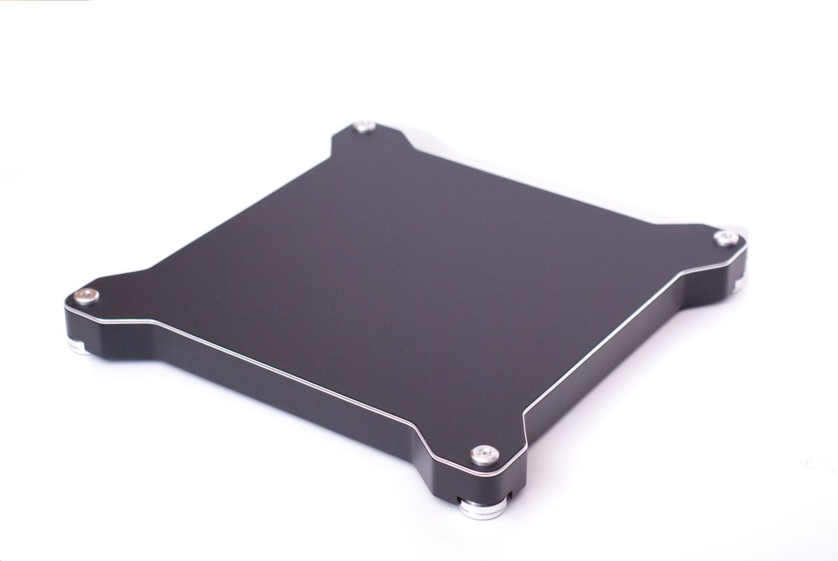 Acoustand X-BASE Isolation Platforms - product images  of