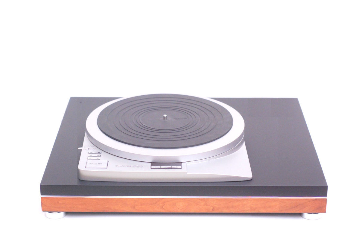 Acoustand Slimline Plinth System For Technics SP Series Turntables 15 25 10 And PTP6 Lenco - product images  of