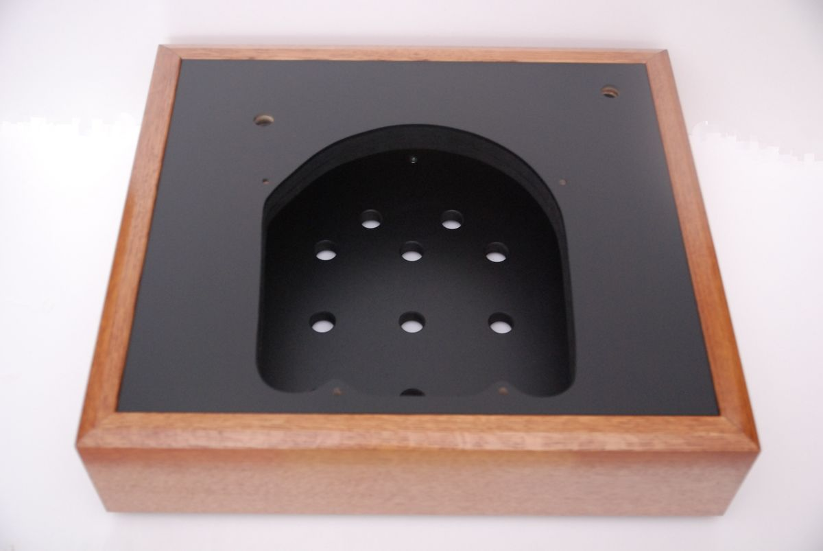 """Classic 2"" Plinth For All Stand Alone Turntable Motor Units - product images  of"