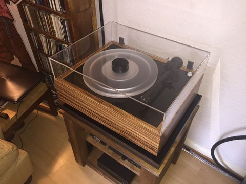 Acrylic,Turntable,Custom,Dust,Covers,,Sloped,Fronted,Available.,turntable dust cover plinth lid