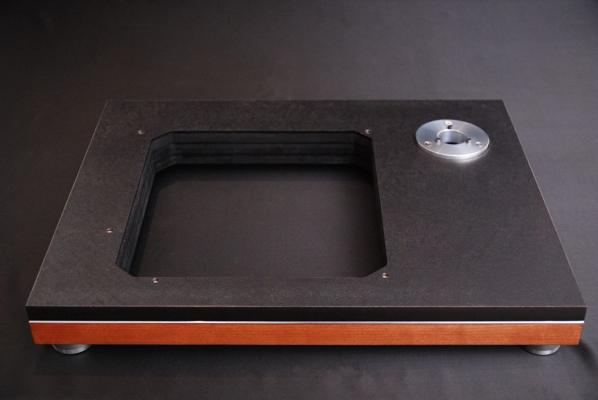 Acoustand Slimline Plinth 2 System For Technics SP Series Turntables 15 25 10 - product images  of
