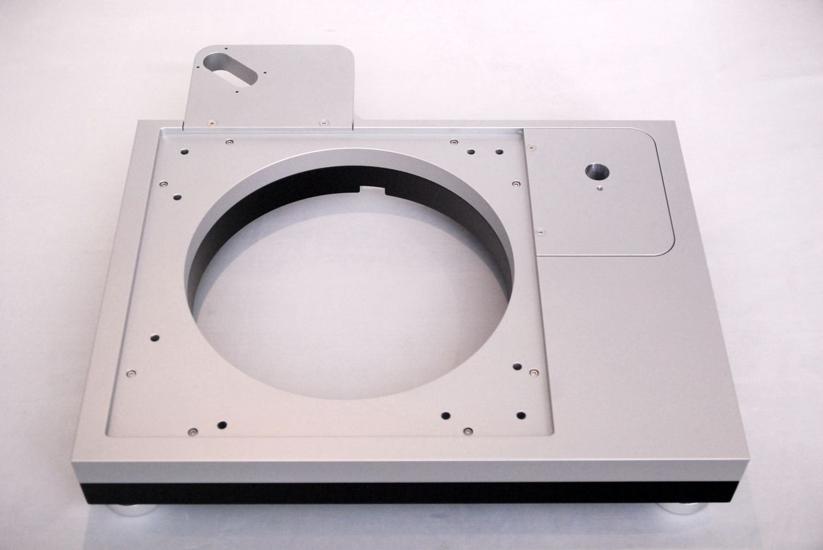 Acoustand Delrinium Plinth S2 System For Technics New SP-10R And Older SP-10.   - product images  of