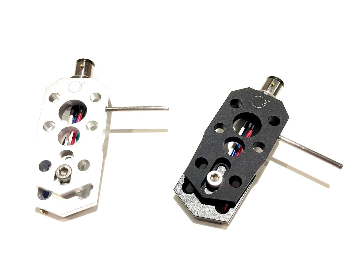 Acoustand ATH-02 Adjustable Head-Shell H4 Socket SME/Technics Etc...NEW! - product images  of