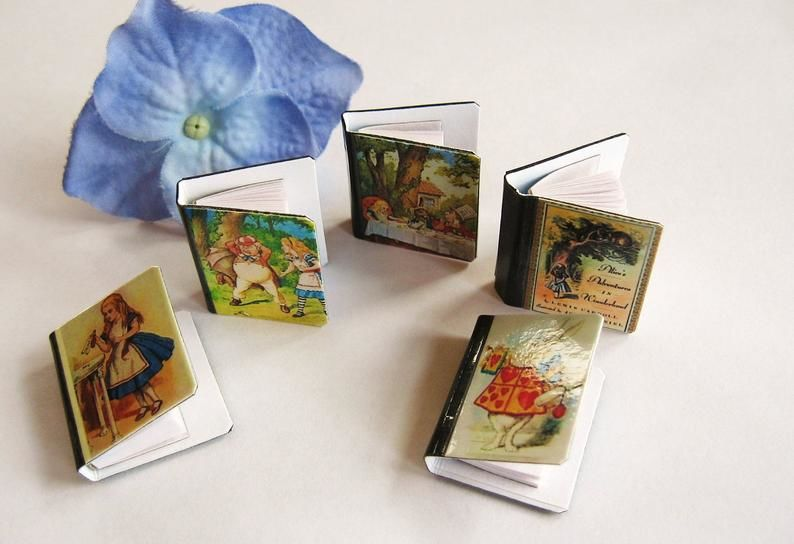 Miniature Book Magnets - product image