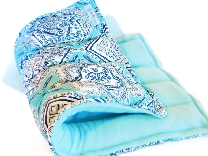 Large Microwave Heat Pad, Rice Bag Heating Pad, Heat Cold Pack - product images  of