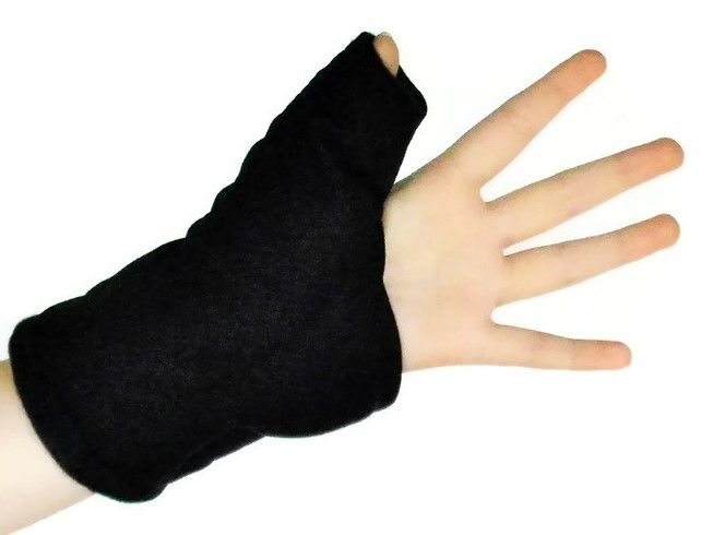 Thumb Wrap Wrist Heat Wraps, Hot Cold Packs for Carpal Tunnel, Tendonitis - product images  of