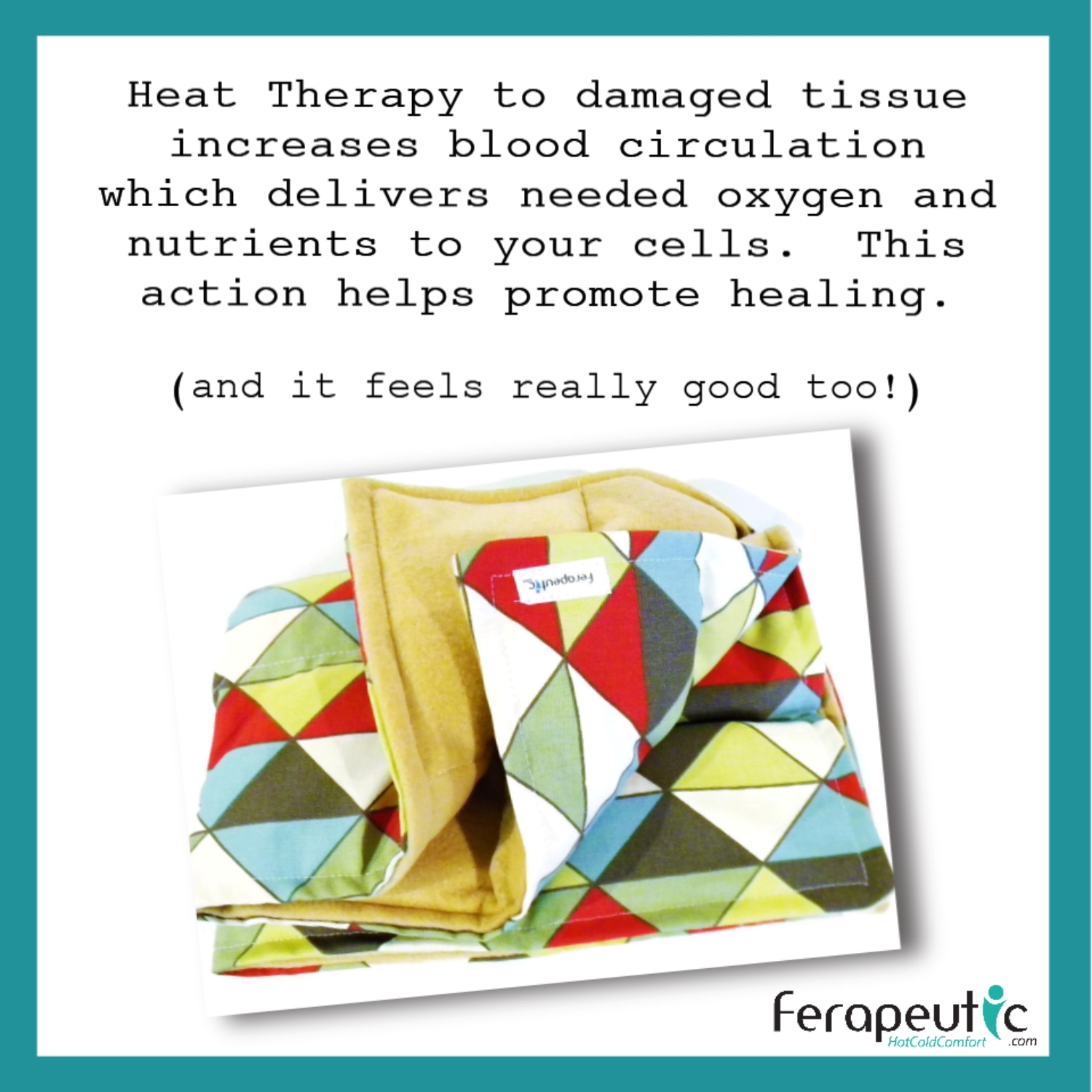 heat therapy benefits circulation