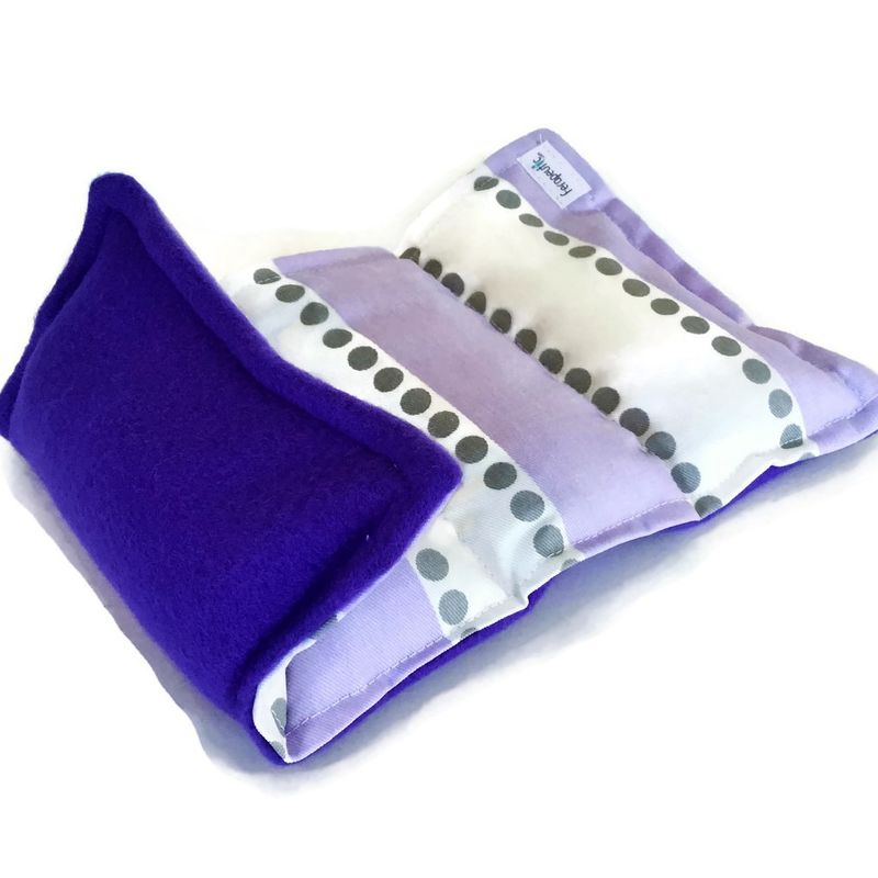 Bulk MIcrowave Heating Pads, Five Medium Hot or Cold Packs, Wholesale Rice Bags - product images  of
