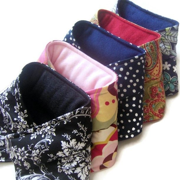 Quantity Microwave Neck Wraps, Bulk Wholesale Heating Pads, Heat Packs for Gifts, Resale - product images  of