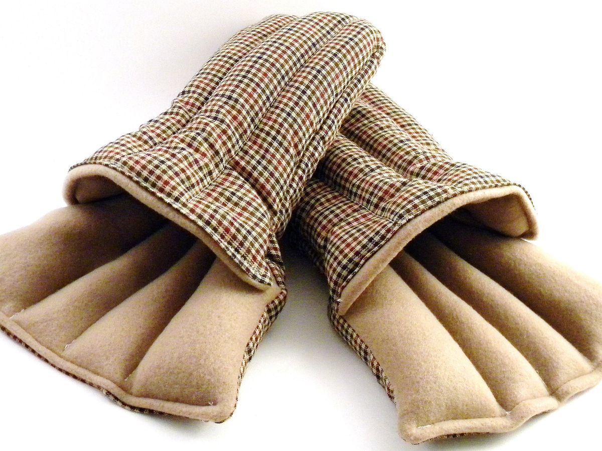 Microwave Slippers Heating Pads For Feet Keep Feet Warm