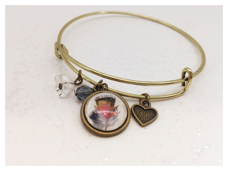 Birds of a Feather Bangle - product images