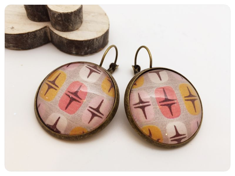 Retro Earrings - product images  of