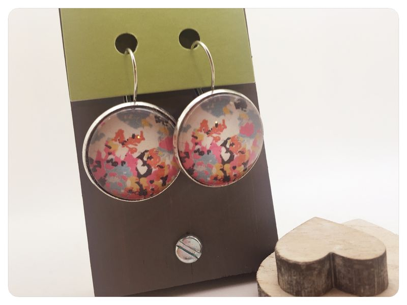 Water Colour Earrings - product images  of