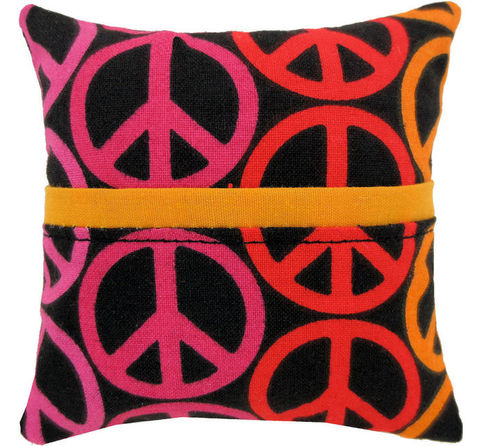 Tooth,Fairy,Pillow,,black,,peace,sign,print,fabric,,orange,bias,tape,trim,black tooth fairy pillow,fabric tooth fairy pillows,tooth fairy,tooth fairy pillows,peace sign print fabric pillow,unique gift for girls and  boys,pillow for stuffed animals,pillow tooth fairy,tooth pillow,child gift, orange bias tape trim,handmade tooth