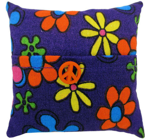 Tooth,Fairy,Pillow,,dark,purple,,flower,print,fabric,,orange,peace,sign,button,trim,dark purple tooth fairy pillow,fabric tooth fairy pillows,tooth fairy,tooth fairy pillows,flower print fabric pillow,unique gift for girls,pillow for stuffed animals,pillow tooth fairy,tooth pillow,childs gift, orange peace sign button trim,handmade tooth
